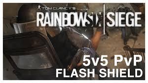 siege auto class rainbow six siege 5v5 pvp offense blitz class flash shield