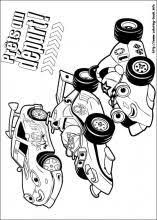Roary The Racing Car Coloring Pages On Book