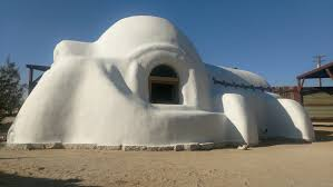 104 Mojave Desert Homes Dome Style House Beeck Mineral Paints