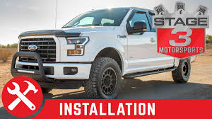100 How To Install A Lift Kit On A Truck 20042016 F150 Halo S 2 Inch Leveling