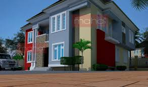 100 Maisonette House Designs Contemporary Nigerian Residential Architecture Anyi Jaf