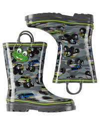 Baby Boy Western Chief Monster Crusher Rain Boots | Carters.com Monster Truck Assorted Kmart 100 Cotton Long Sleeve Bulldozer Boys Pajamas Children Sleepwear Sandi Pointe Virtual Library Of Collections Baby Toddler Boy Tig Walmartcom Trucks Kids Overall Print Pajama Set Find It At Wickle 2piece Jersey Pjs Carters Okosh Canada 2pack Fleece Footless Monstertruck Amazoncom Hot Wheels Jam Giant Grave Digger Mattel Teddy Boom Red Tee Newborn Infant Brick Wall Breakdown Track Brands For Less Maxd Dare Devil Yellow Tshirt Tvs Toy Box