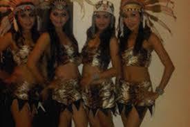 jungle dancer bali adalah tarian dengan seni pakaian sound