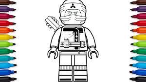 Dibujos Para Pintar De Lego Batman
