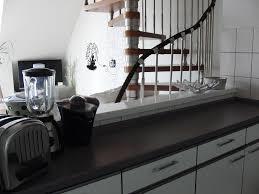 o offene küche mit blick ins wohnzimmer treppe ins oberge