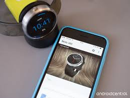 LG G Watch Moto 360 and other Android Wear watches can connect to