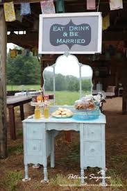 Shabby Chic Or Rustic Wedding Decor Provided By A Bushel And Peck Vintage Rentals Out Of Lenoir NC Close To Boone Venue Private Farm