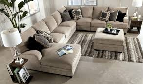 sofa charismatic large sectional sofa in small living room