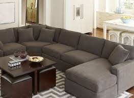 modern living room with sage microfiber elegant modern sofa