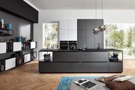 nolte küche ferro lack blaustahl metall und mattlack