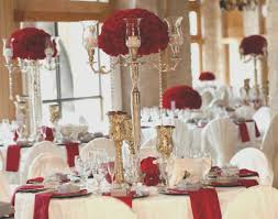 Wedding Colors Red And Gold Fresh Ideas About White