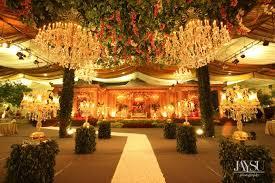A Modern Javanese Wedding With An Indoor Garden In Jakarta