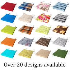 Amazon Uk Patio Chair Cushions by Seat Pads Cushions Ebay