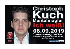 rheinbühne festival 2019 mentalmagier christoph kuch in