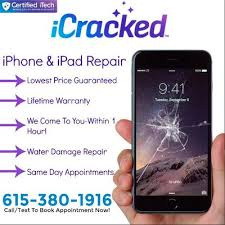 iCracked iPhone Repair Nashville Mobile Phone Repair