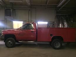 100 Antique Dodge Trucks 1999 Ram 3500 St 1999 Ram 3500 Plow TruckService Truck