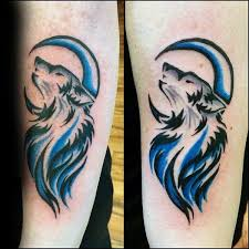 50 Tribal Wolf Tattoo Designs For Men