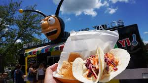 Bumblebee Man's Taco Truck At Universal Studios Florida Universal Food Trucks For Tuesday 619 Friday 45 Wednesday 72011 517 418 Studios Hollywood Goes Lunar Endorexpress A Simpsons Kwikemart Squishee Truck Is Comi 1116 Photos Christmas Season Begins At Orlando Resort With Ding Review Bumblebee Mans Tacos Unofficial 1119