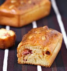 recette de cuisine cake mini cakes moelleux au chorizo et pignons de pin les meilleures
