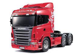 100 Schneider Used Trucks Amazoncom Tamiya RC Scania R620 Highline Vehicle Toys Games