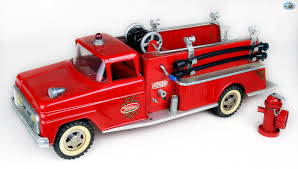Awesome Vintage Original 1950s Tonka Red Fire Truck With Fire ... Tonka 1964 Fire Truck Hydrant 100 Original Patina One Owner Nice Vintage 1955 Tonka No 950 6 Suburban Pumper Fire Truck With Fire Truck On Shoppinder Metal Firetruck Vintage Articulated Toy Superior Auction 5 Water 1908254263 Suburban 1963 Paint Real Dept Hose Ladder Tfd A Sliding Ladder Vintage Toys Hydrant Wwwtopsimagescom Toys 1972 Aerial Photo Charlie R Claywell