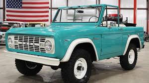 100 Trucks For Sale In Grand Rapids Mi 1967 D Bronco For Sale Near Chigan 49512