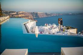 100 The Grace Santorini Luxury Wedding Venue