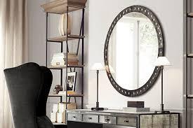 Diy Industrial Bathroom Mirror by Decorations Nautical Bathroom Mirror Pivot Mirrors