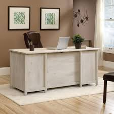 Sauder Shoal Creek Desk Jamocha Wood by Desks Sauder Executive Desk Assembly Instructions Sauder 4