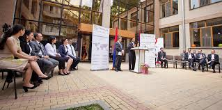 100 Fmd Casa Report Biotechnology Park Opening Armenia