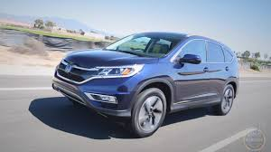 2016 Honda CR-V - Review And Road Test - YouTube