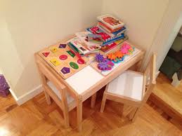 Today's Hint: The Best Little Table For Toddlers – Hint Mama