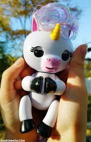 Fingerlings Has A Magical New Addition To Their Family Gigi The Unicorn
