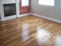 Gunstock Oak Hardwood Flooring Home Depot by Diy Laminate Floor Installation Project With Various Patterns