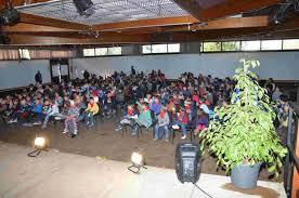 salle jean lurat begles le club athlétique béglais arbre de noel du c a b
