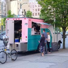 100 Vancouver Food Trucks Lunch Quickie Fresh N Fantastic Falafel Pita At Superbaba