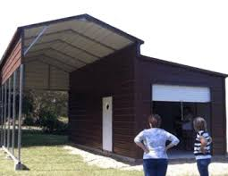 Metal RV Carports Cover Kits Custom Shelters For Sale