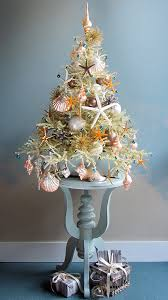 The Most Marvellous Mini Beach Shell Christmas Tree For A Coastal By Darryl Moland