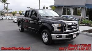 Used 2017 Ford F-150 XLT For Sale In San Diego - 17394 - YouTube