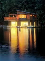100 Muskoka Architects A Ontario Boathouse By Christopher Simmonds Architect