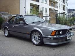 1989 BMW 635 CSi Highline Motorsport Bmw Pinterest