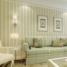 beibehang amerikanischen retro grün vertikale gestreifte tapete grün hintergrundbild schlafzimmer tapete shop für wohnzimmer den