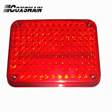 100 Fire Lights For Trucks Super Bright 134 LEDs External Warning Lights For Fire Truck