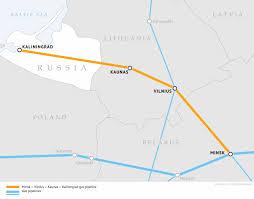 Minsk Vilnius Kaunas Kaliningrad