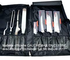 malette cuisine malette couteaux cuisine coffret couteaux cuisine 347set5 ensemble