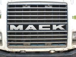 Mack Truck Grill - Encode Clipart To Base64