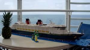 Disney Fantasy Deck Plan 11 by Lego Disney Wonder Cruise Ship Youtube
