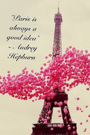 Wallpaper Paris Cute Pink 10