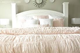 Incredible Our New White Pink And Grey Bedroom Decorchick In Blush