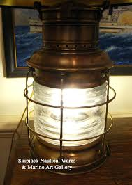 Small Table Lamps Walmart by Nautical Brass Table Lamps U2013 Eventy Co